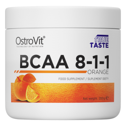 Ostrovit BCAA 8:1:1 Powder | 200g