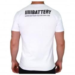 Battery Nutrition T-Shirt Man