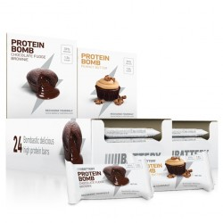 Battery Nutrition Protein Bomb