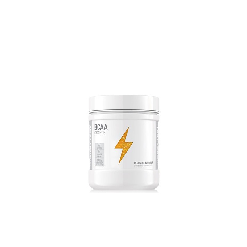 Battery Nutrition BCAA Powder