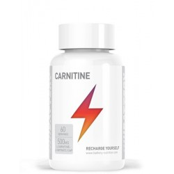 Battery Nutrition Carnitine | 60 caps