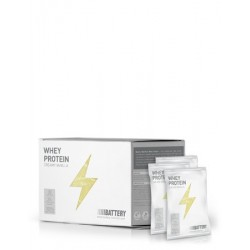 Battery Nutrition Whey Sachets | 30g