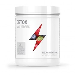 Battery Nutrition Detox | 0.200kg