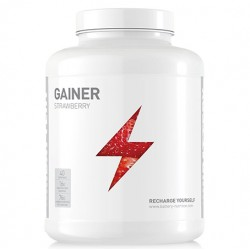 Battery Nutrition Gainer | 4.000kg
