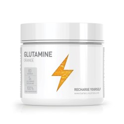 Battery Nutrition Glutamine Flavoured | 0.500kg