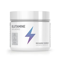 Battery Nutrition Glutamine Unflavoured | 0.500kg