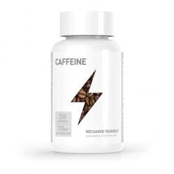 Battery Nutrition Caffeine | 200 caps