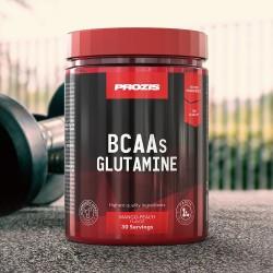 Prozis BCAA + Glutamine | 0.330kg