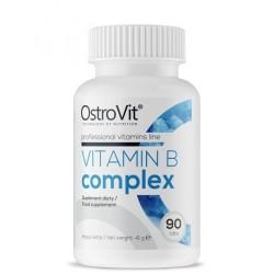 Ostrovit Vitamin B Complex + C & E | 90 tabs