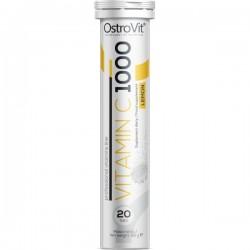 Ostrovit Vitamin C 1000mg Effervescent | 20 tabs