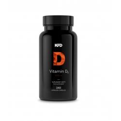 KFD Vitamin D3 2000IU | 240 caps