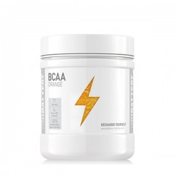 Battery Nutrition BCAA Powder - Raspberry