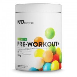 KFD Premium Pre Workout+ - Tropical | 0.500kg