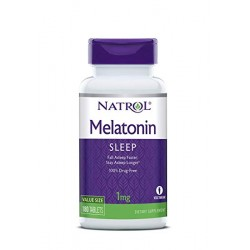 Natrol Melatonin 1mg | 90 tabs