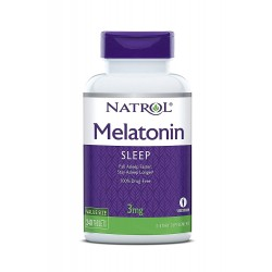 Natrol Melatonin 3mg | 240 tabs