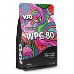 KFD Regular+ WPC 80 Coconut Biscuit | 3.000kg
