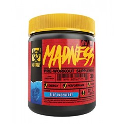 Mutant Madness PreWorkout | 0.225kg