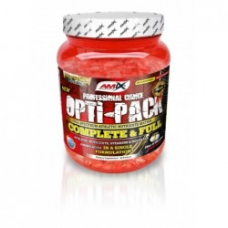 Amix Opti Pack Complete & Full 30 packs | 30 packs