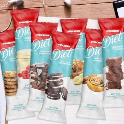 Promo Pack - Prozis Diet Bar Tasting Pack