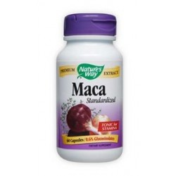 Nature's Way Maca Standardized | 60 caps