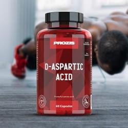 Prozis D-Aspartic Acid 1500mg | 60 caps