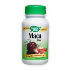 Nature's Way Maca Root | 100 caps