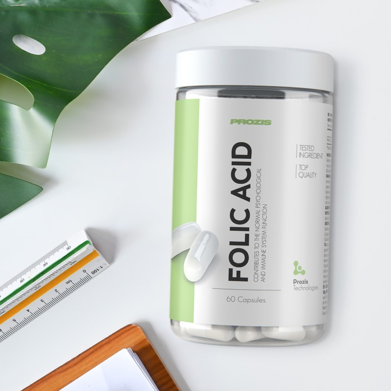 Prozis Folic Acid 500mcg