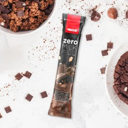 Prozis Zero Milk Chocolate with Cereals