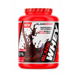 Blade Sport Whey Concentrate + Isolate | 2.270kg