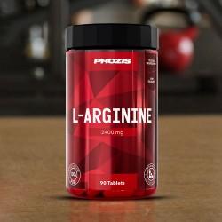 Prozis L-Arginine 2400mg | 90 tabs