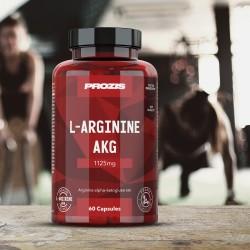 Prozis L-Arginine AKG 375 mg | 60 caps