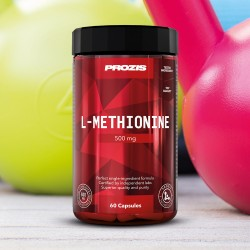 Prozis L-Methionine 500mg | 60 caps