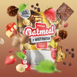 Prozis Oatmeal + Whey | 35g