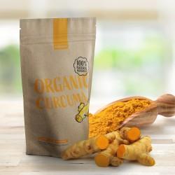 Prozis Organic Curcuma Turmeric Root Powder   125g