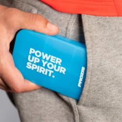 Prozis Pillbox Blue - Power Up Your Spirit