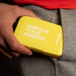 Prozis Pillbox Yellow - Unfold Your Energy