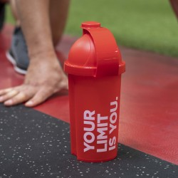 Prozis Shaker Red Your Limit Is You | 500ml