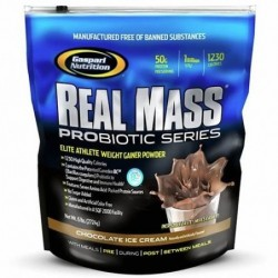 Gaspari Real Mass Probiotic Series | 2.724kg