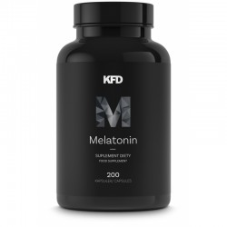 KFD Melatonin | 200 caps