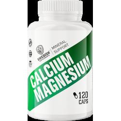 SWEDISH Supplements Calcium + Magnesium