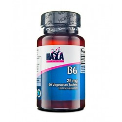 Haya Labs Vitamin B6 25mg | 90 tabs