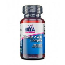 Haya Labs Vitamin A & D Complex | 100 sgel