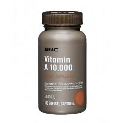 GNC Vitamin A 10,000 | 100 caps