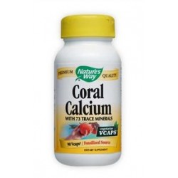 Nature's Way Coral Calcium | 90 vcaps