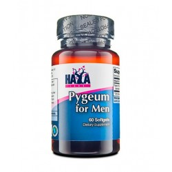 Haya Labs Pygeum for Men 100mg | 60 sgels