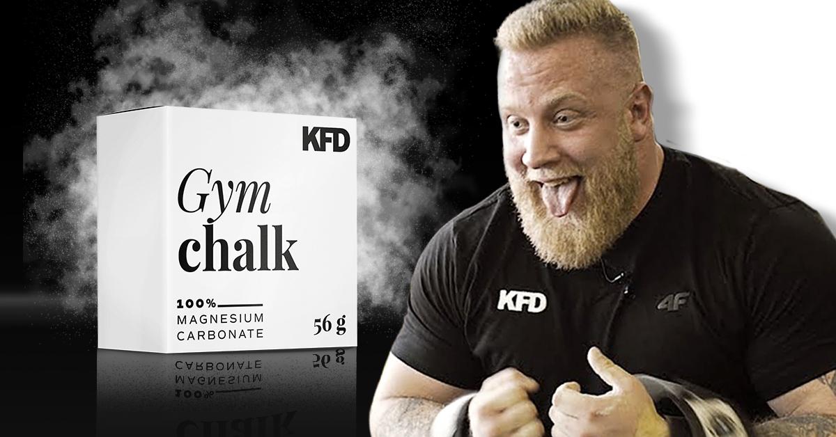 Ревю на KFD Gym Chalk