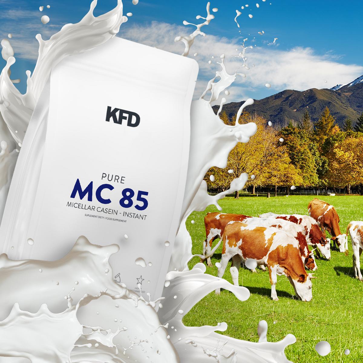 Ревю на KFD Pure Micellar Casein 85