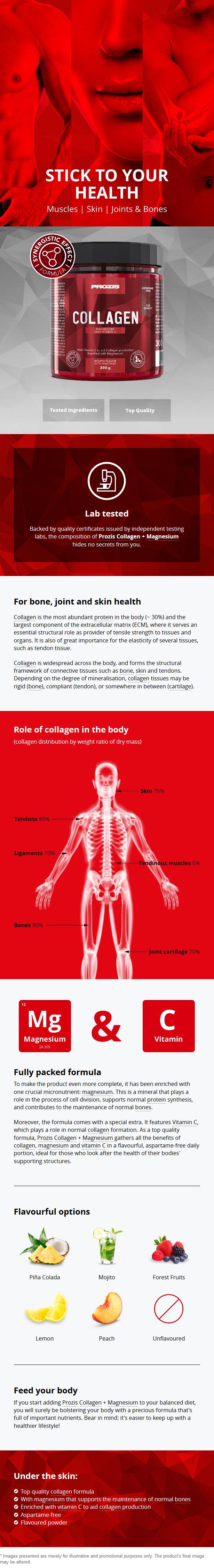 Ревю на Prozis Collagen+Magnesium