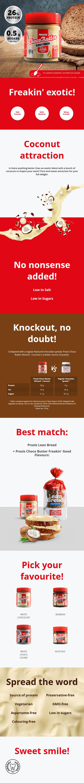 Шоколадово масло с протеин